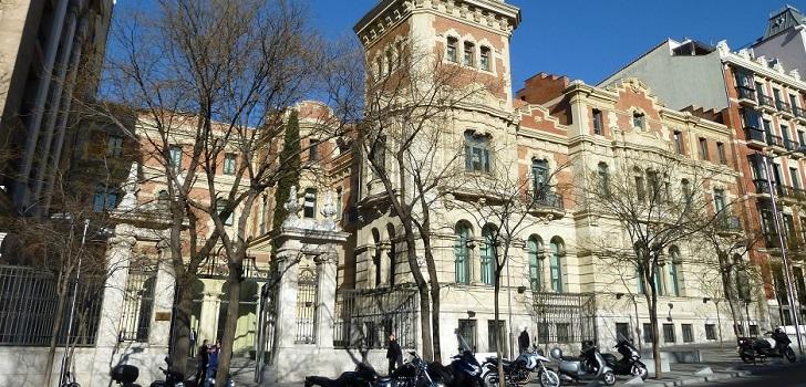 Santander sustituirá a Bbva en el Palacio de los Condes de Guevara de Madrid