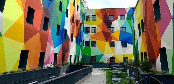 Urbania cierra la venta de una residencia de estudiantes en Madrid