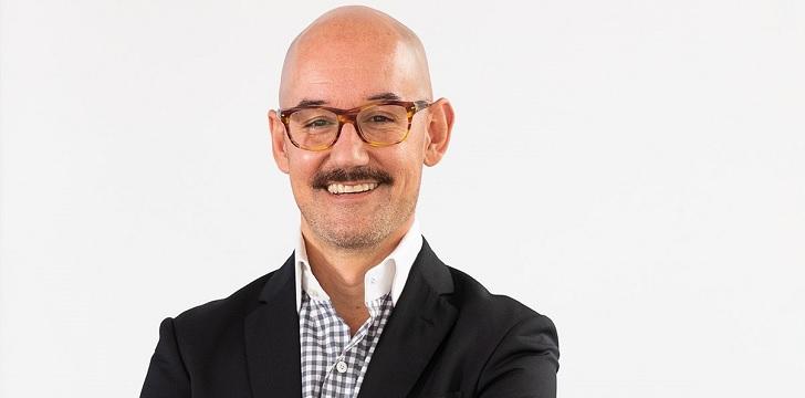 Ricardo López Baño, nuevo gerente del centro comercial La Maquinista