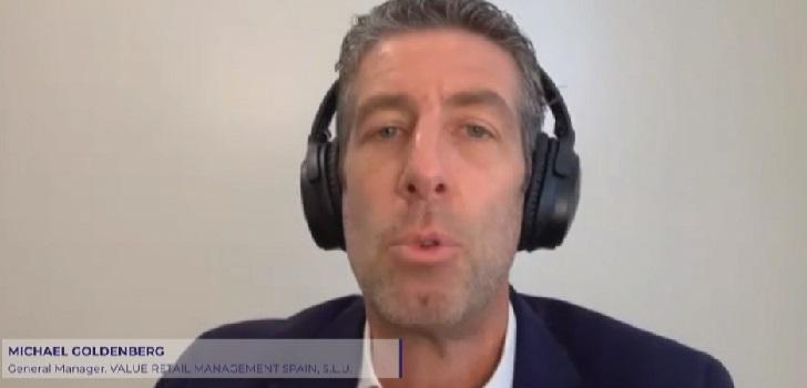 """Michael Goldenberg (Value Retail): """"El futuro del comercio es online y el de las marcas, físico"""""""