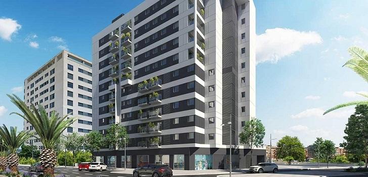 Vía Célere entrega 600 viviendas hasta junio, un 150% más que el año anterior
