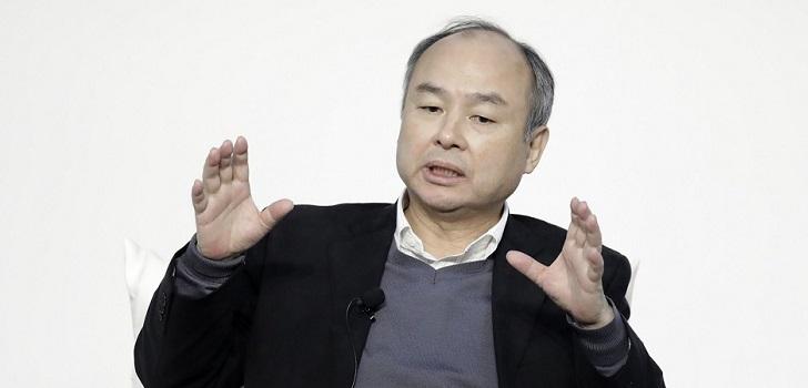 El consejero delegado de SoftBank admite que cometió un error al invertir en WeWork
