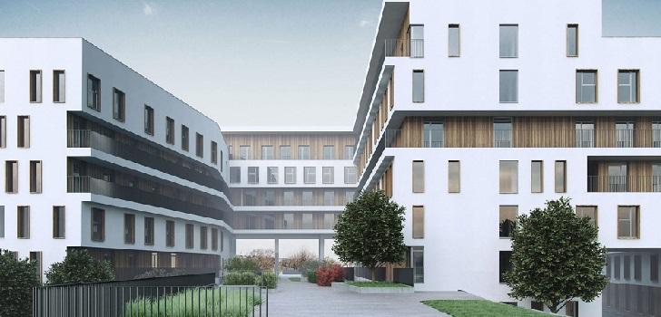 Xior compra a Amro una residencia de estudiantes en Granada por 37 millones