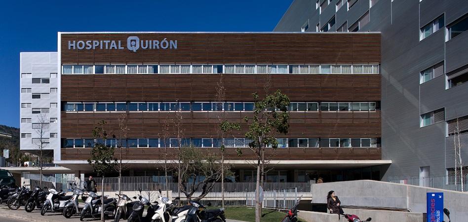 Sabadell ordena a Solvia la venta de sus hospitales Quirón de Barcelona y Euskadi por un valor de 200 millones de euros