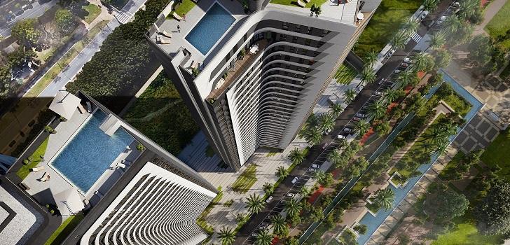 Grupo Avintia levantará dos rascacielos en Málaga por 80 millones de euros