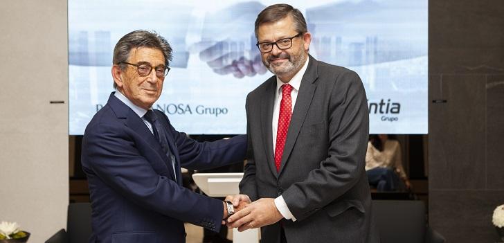 Avintia firma un acuerdo con Porcelanosa Grupo para impulsar la construcción industrializada