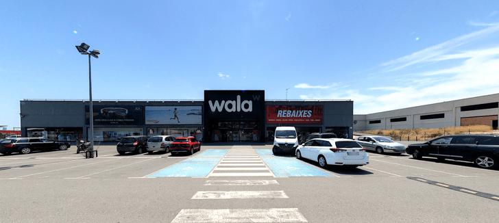 Capital francés, a por el retail español: Corum compra una nave de 6.000 metros cuadrados a Wala