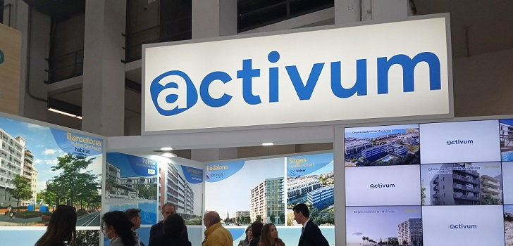 Activum comercializará viviendas por 770 millones de euros en 2020