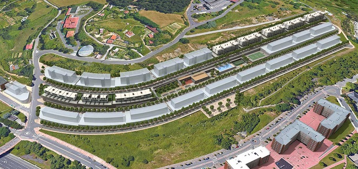 Aelca dice 'kaixo' a Bilbao: se estrena en Euskadi con una promoción de más de 300 viviendas