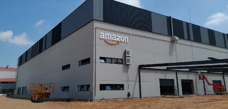 Amazon continúa creciendo en España: primera nave logística en Asturias