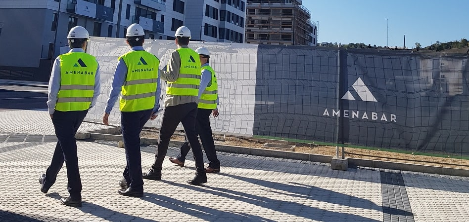 Amenabar y Ares levantarán 400 viviendas 'build-to-rent'