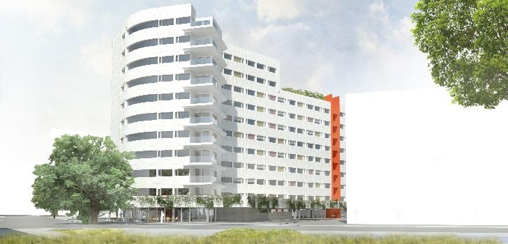 Amro compra un edificio para construir una residencia de estudiantes en Sevilla