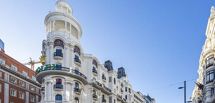 Ecoalf alquila 950 metros cuadrados en el número uno de la Gran Vía de Madrid