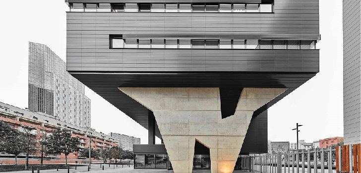 BCA, de las oficinas bancarias al Cornerstone: cómo convertirse en referente en el 22@ y superar la crisis sin salir de Barcelona