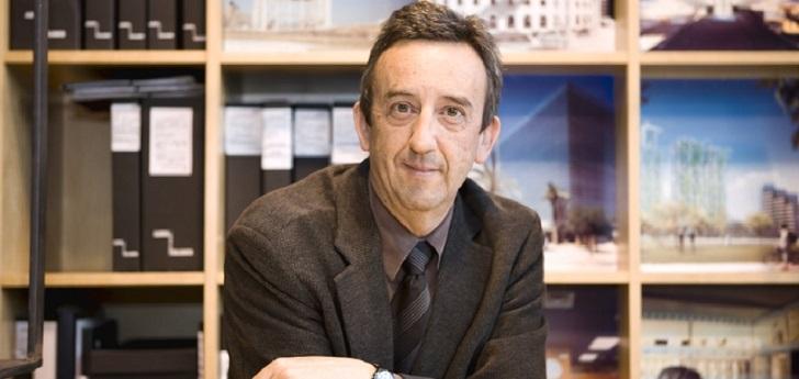 Luis Alonso, el arquitecto que aboga por la globalización y la promiscuidad funcional