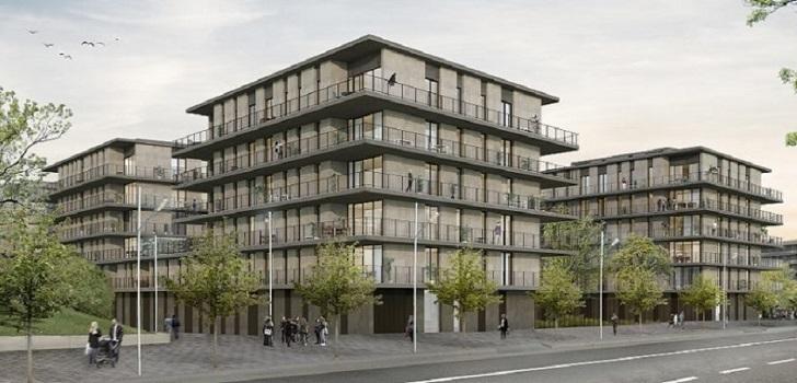 AXA vende ocho edificios adquiridos a la Generalitat al fondo KanAm Grund por cien millones