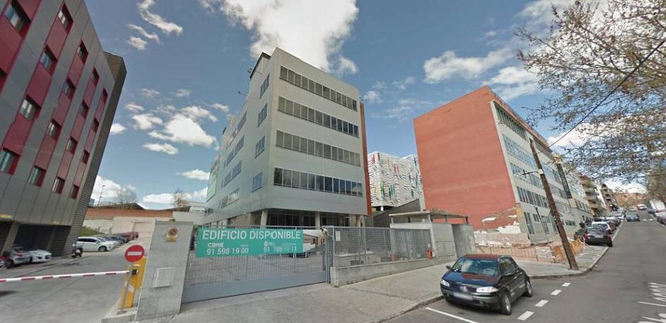 Activum vende a bankia un nuevo edificio de oficinas en for Oficinas de bankia en madrid