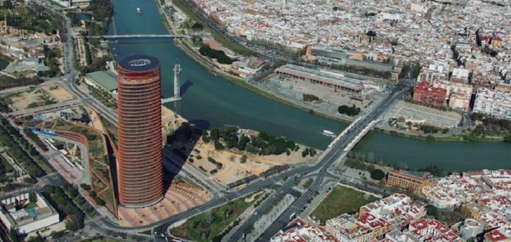 CaixaBank 'hace balance' de Torre Sevilla: supera los cinco millones de visitantes en sus primeros seis meses