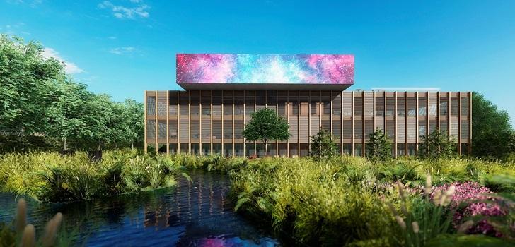 Caledonian se adentra en el segmento de las oficinas con la promoción 2.174 metros cuadrados