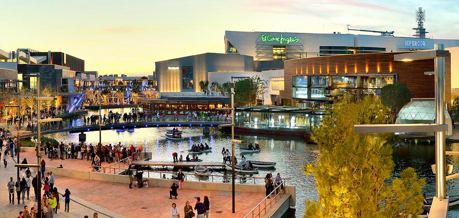Intu nuevo reto planea la construcci n del mayor centro comercial de europa en madrid ejeprime - Centro reto madrid recogida muebles ...