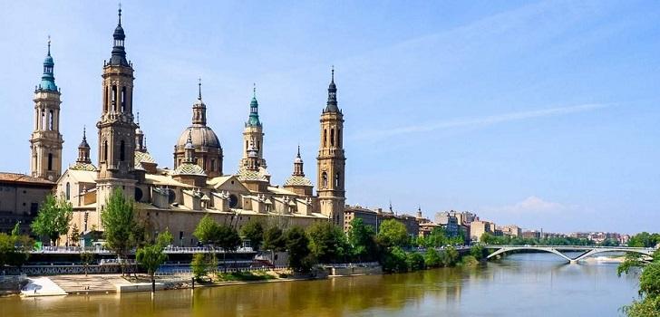 El mercado de oficinas en Zaragoza cae un 60% en 2019