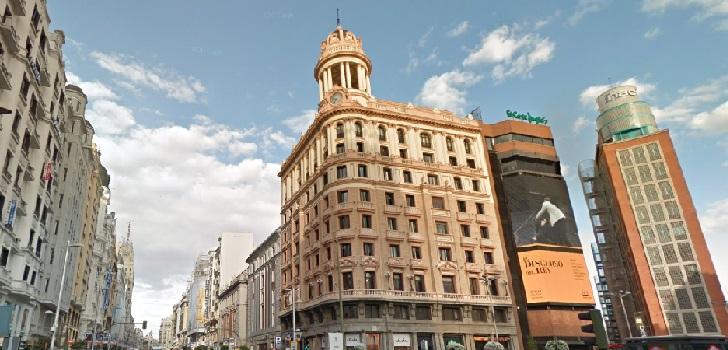 Allianz le lava la cara a Gran Vía, 39: nuevo local en el Edificio La Adriática