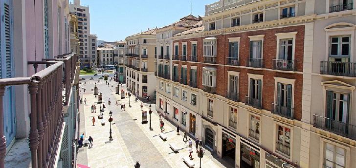 Svenson se instala en el corazón de Málaga