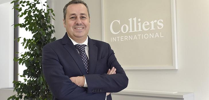 Colliers refuerza su equipo en Andalucía con un ex Cbre y abre oficina en Málaga