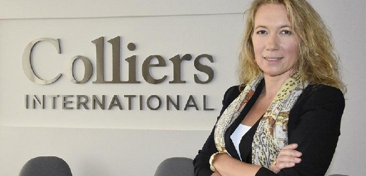 Colliers International refuerza su cúpula con una nueva directora de desarrollo