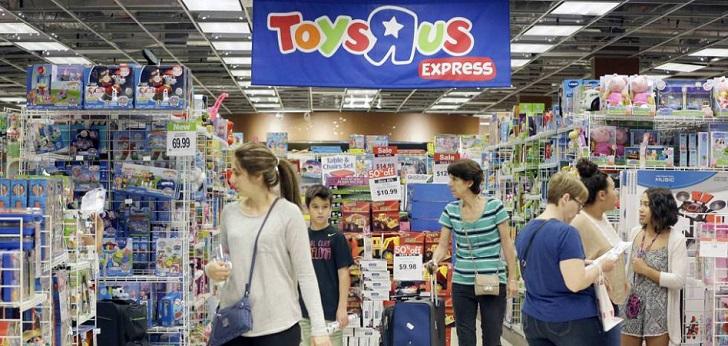 Toys 'R' Us encuentra un 'flotador' en España: el fondo Green Swan compra la filial y salva las tiendas