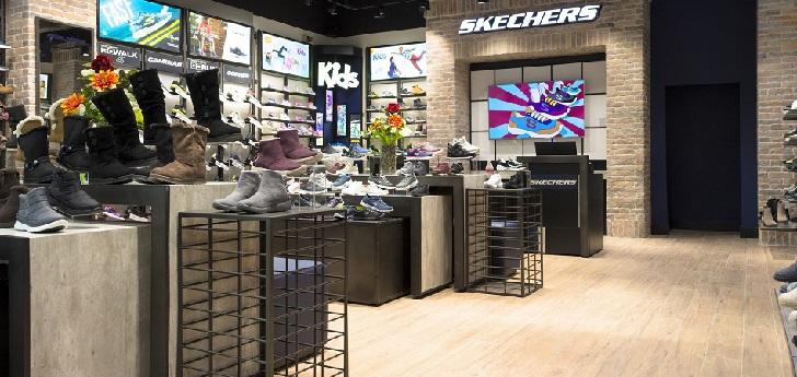 Nuevo actor en el 'prime' barcelonés: Skechers abre su primera tienda en Rambla Catalunya