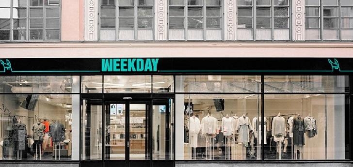 Los dueños de Parje suben la apuesta por H&M en Paseo de Gracia: unirán dos locales para Weekday
