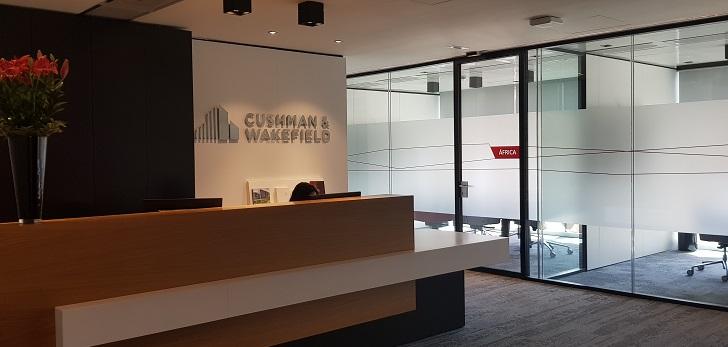 Cushman&Wakefield crece un 6% y corrige sus pérdidas hasta el tercer trimestre