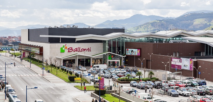 Deka vende el centro comercial Ballonti a Bilball Centre Investments y Ballon Investments
