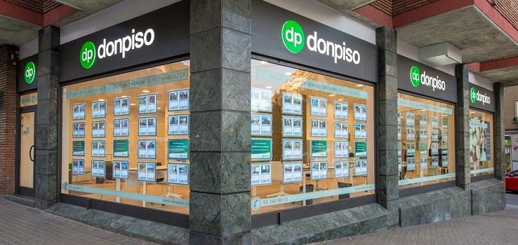 DonPiso alcanza las 120 oficinas con aperturas en Madrid, Andalucía y Canarias