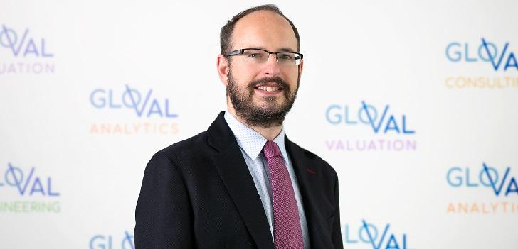 """Carlos Gómez (Gloval): """"El sector inmobiliario corre el riesgo de no saber responder a las necesidades de la población"""""""