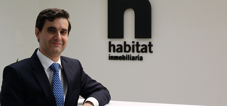 Habitat 'pesca' en Anida a su nuevo director de operaciones