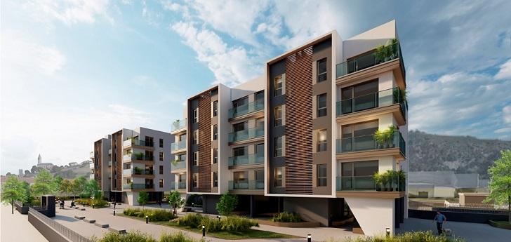 Habitat se estrena en Cantabria: inicia la comercialización de 60 viviendas en Santander