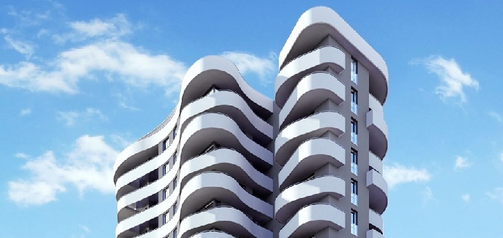 Habitat inicia la comercialización de 124 viviendas en Valencia a través de dos proyectos