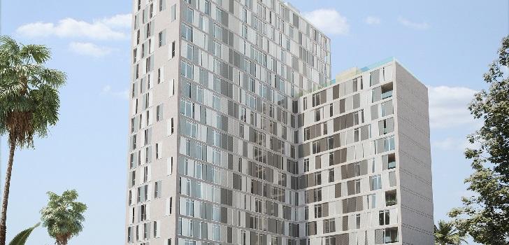 Habitat cerrará su primer año con 4.000 viviendas en el mercado