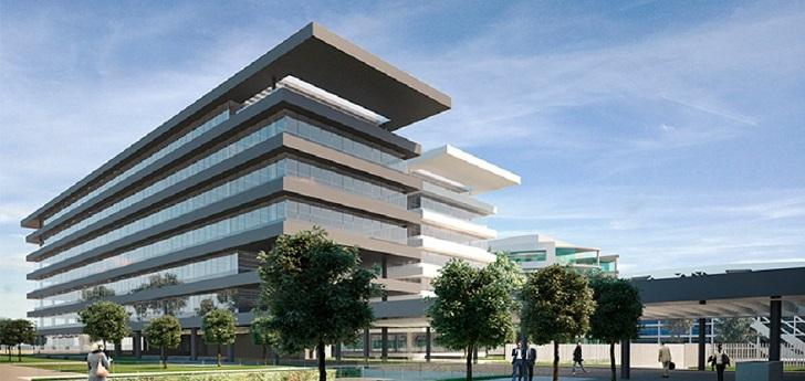 ING echa el ojo al parque empresarial Helios para reubicar su sede en Madrid