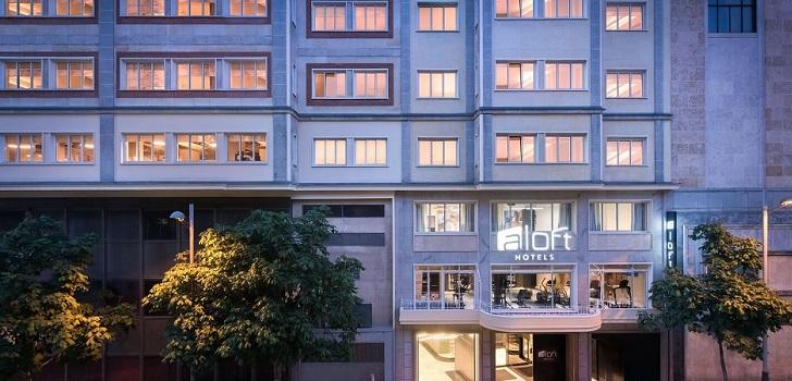 La gestora Henderson Park compra el hotel Aloft Madrid Gran Vía por 57 millones de euros