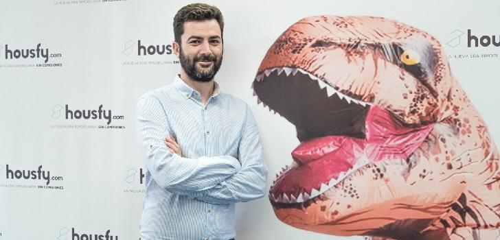 Housfy abre una ronda de cinco millones en 2019 para abordar su salto a Europa