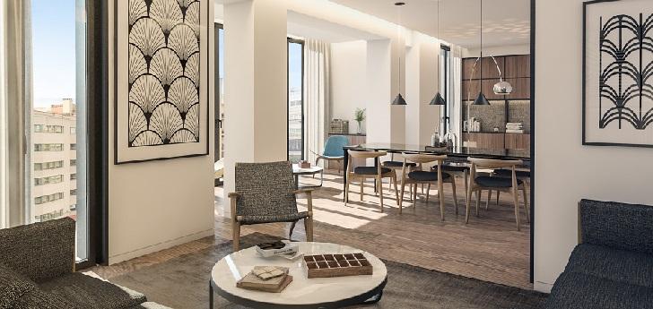 arc encarga a inibisa la reconversi n de oficinas en vivienda de lujo en barcelona por 4 2. Black Bedroom Furniture Sets. Home Design Ideas