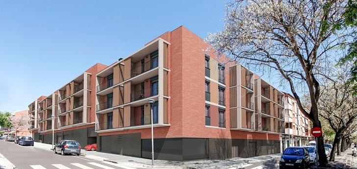 Inbisa Inmobiliaria inicia la comercialización de su octava promoción en Barcelona