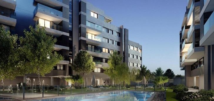 Inbisa inicia la comercialización de 82 viviendas en Madrid