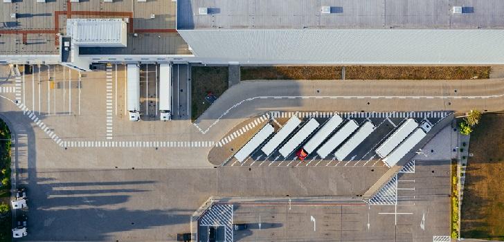 La contratación de superficie logística se desploma en Madrid en el primer semestre