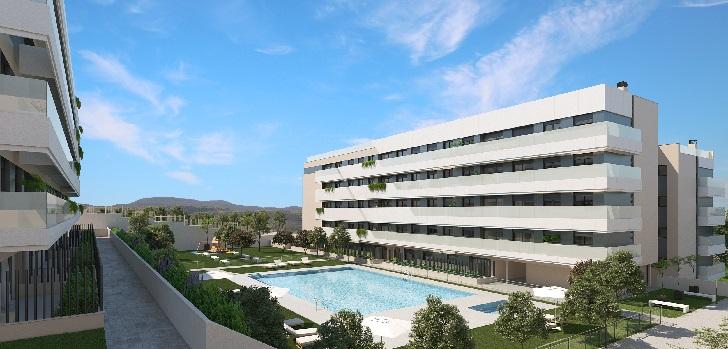 Inmoglaciar invierte 95 millones para desarrollar 600 viviendas en Granada
