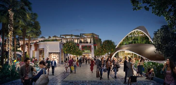 Intu Costa del Sol: cuatro años y 800 millones para el segundo mayor centro comercial de España