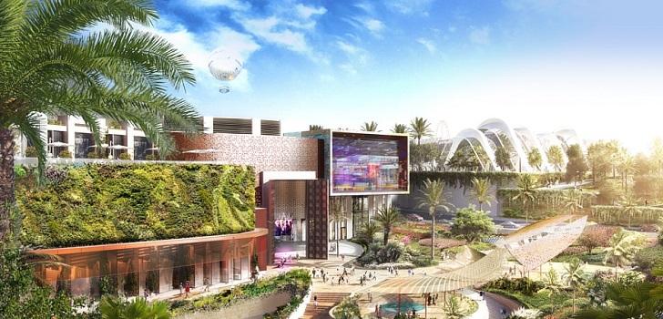 Intu busca socios para poder levantar el centro comercial más grande de España
